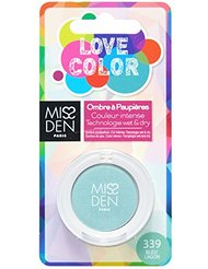 MISS DEN Love Color Ombre à Paupière Bleu Lagon 3 g