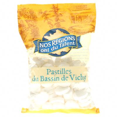 Pastilles de Vichy Nos Regions ont du Talent 250g