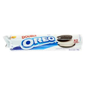 Oreo double creme rouleau 157g