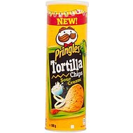 Pringles Tortilla Sour Cream & Onion 180g