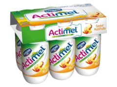 Actimel multifruits