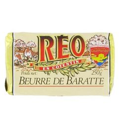 BEURRE BARATTE REO DOUX 250G