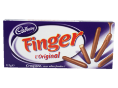 Fingers, biscuits craquants au chocolat au lait - L'Original