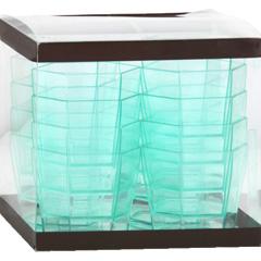 verrines tulipe en plastique tous les produits vaisselle jetable prixing. Black Bedroom Furniture Sets. Home Design Ideas