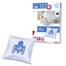 auchan lot de 4 sacs aspirateur r f auc 157 tous les. Black Bedroom Furniture Sets. Home Design Ideas