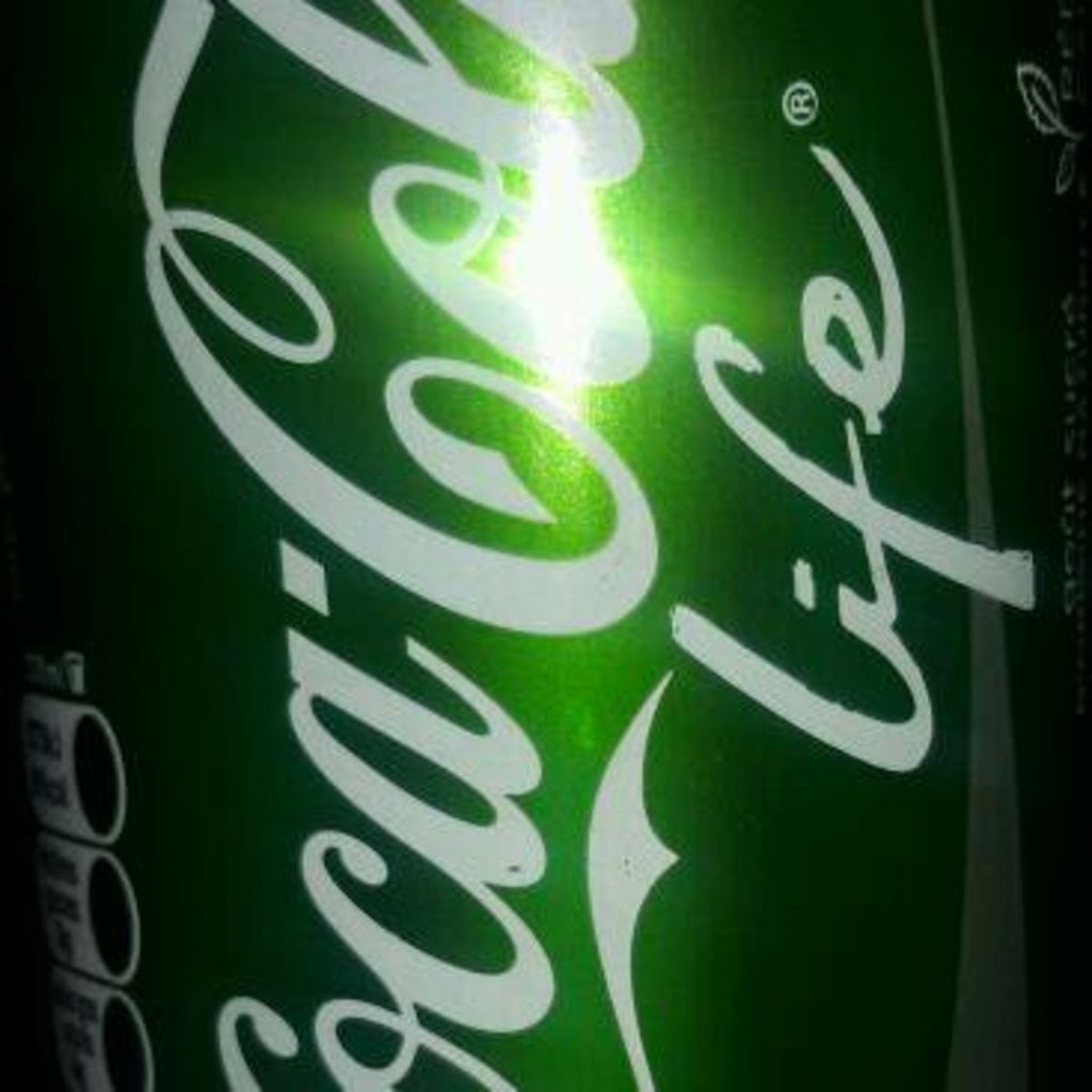 New Coca Cola Life 330ml Can (Pack of 24)