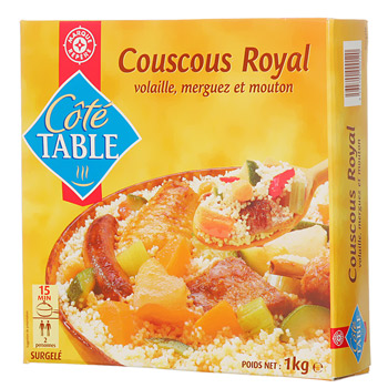 Couscous royal 1kg