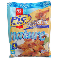 Manchons de poulet Chicken'pic Barbecue 250g