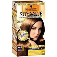 soyance couleurs nutritives coloration chatain caramel n40 image_1 - Coloration Chatain Caramel