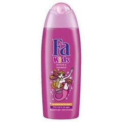 Fa Gel douche & shampooing Kids le flacon de 250 ml