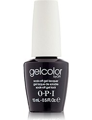 OPI GelColor Vernis à Ongles UV Got The Blues For Red 15 ml