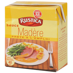 Sauce madere Rustica 300ml