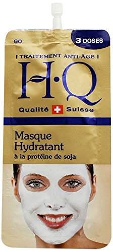HQ Masque Hydratant 15 ml - Lot de 2