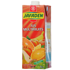 Jus fruits Jafaden 12 fruits 1l