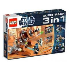 Lego star wars - 66431 - super pack 3 in 1