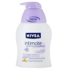 Nivea Intimate double effect gel de toilette intime 250ml