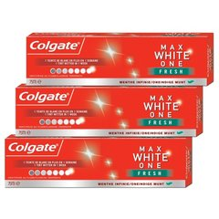 Colgate Maxwhite One Fresh Dentifrice 75 ml Lot de 3
