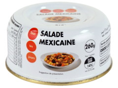 Salade mexicaine 260g