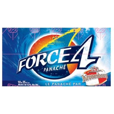 Biere Force 4 panache 10x25cl