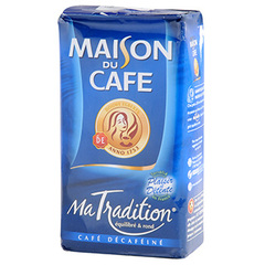 Maison du Cafe tradition decafeine moulu 250g