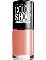 GEMEY MAYBELLINE Colorshow Vernis à Ongles 329 Canal Street Corral