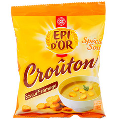 Croutons Epi d'Or fromage 90g