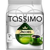 Tassimo Jacobs Krönung, Rainforest Alliance Vérifié, Lot de 5, 5 x 16 T-Discs
