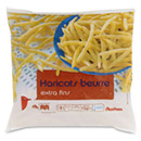 Auchan haricots beurre extra fin 1kg