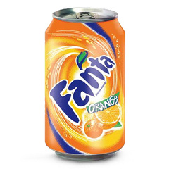 FANTA Orange,33cl