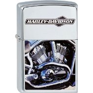 Zippo Collection 2013 2.003.092 Cigarette Lighter Harley Davidson Engine High-Gloss Chrome