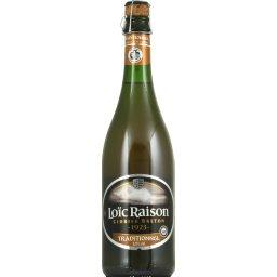 Loic Raison cidre traditionnel 5.5° - 75cl