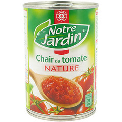 Chair tomate Notre Jardin 400g