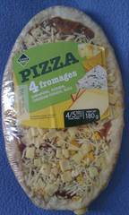 Pizza 4 fromages 180g