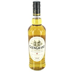 Glen Grant single malt the major's reserve whisky 40° -70cl