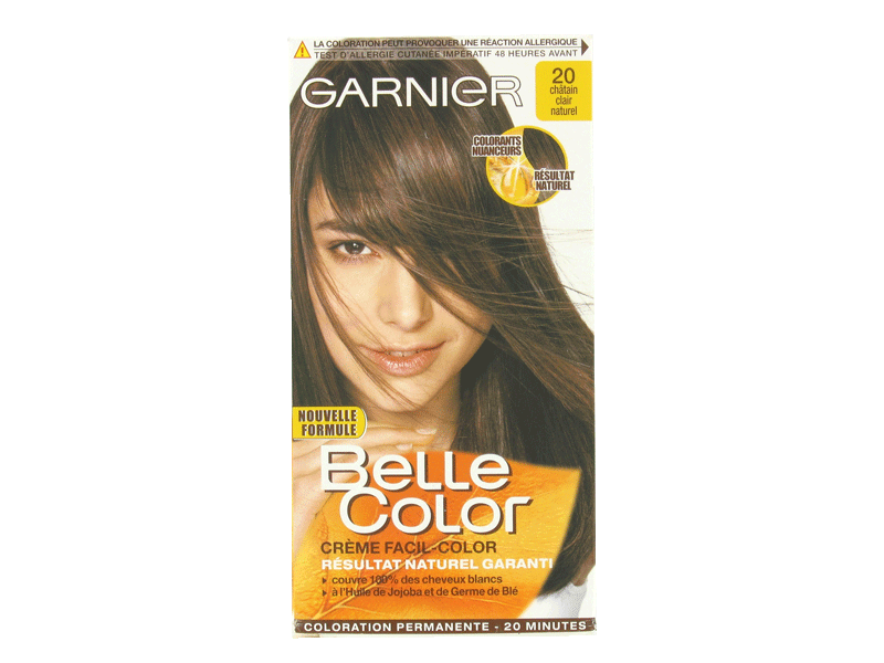 Belle Color chatain clair n°20