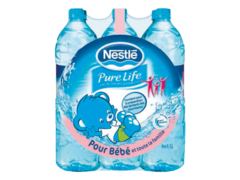 Nestlé Aquarel eau de source 6x1,5l