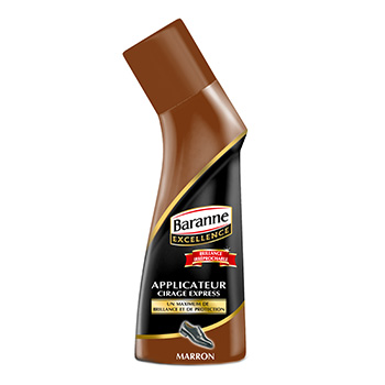 Baranne, Excellence marron, le flacon applicateur de 80 ml