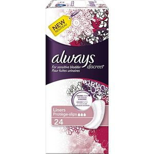 Always discreet incontinence protege slip x24