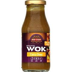 Go tan sauce wok curry doux 240 ml