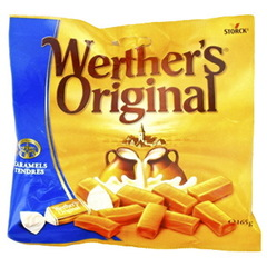 bonbon WERTHER'S ORIGINAL