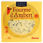 Auchan Terroir fourme d'ambert 150g