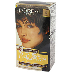 Coloration tahiti Preference Cheveux chatains 258g