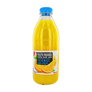 pur jus orange sans pulpe auchan 1l