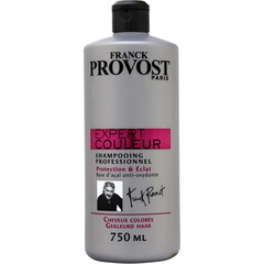 Shampooing professionnel cheveux colores, protection eclat