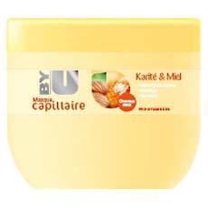 masque capillaire doux au karite et miel pour cheveux secs by u 300ml tous les produits. Black Bedroom Furniture Sets. Home Design Ideas
