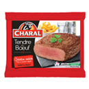 Charal tendre de boeuf 2x120g