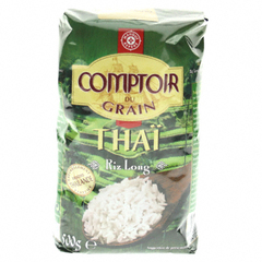 Riz thai Comptoir du Grain Long 500g