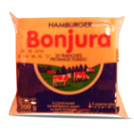fromage fondu hamburger 200g