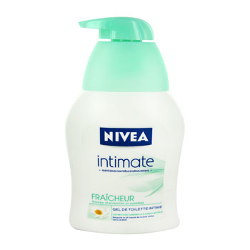 Gel de toilette intime Fleur d'Elle NIVEA Intimate Care, 250ml