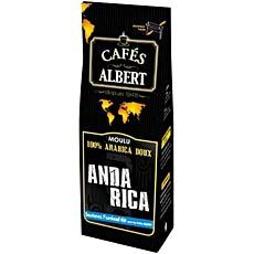 Albert cafe moulu Anda Rica 250g